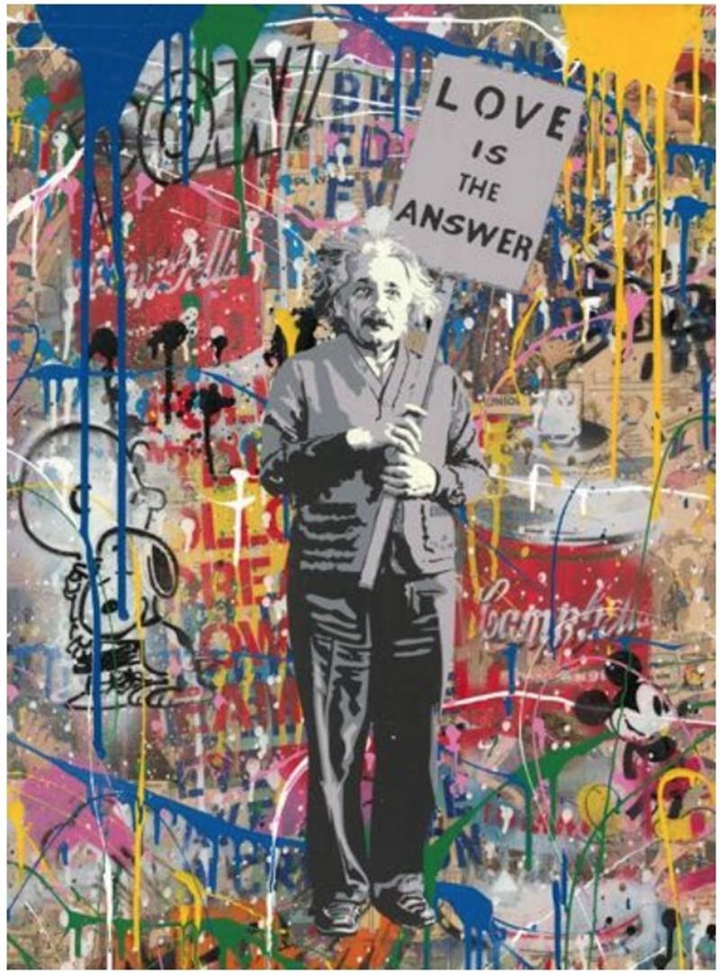#2 Einstein, 2019