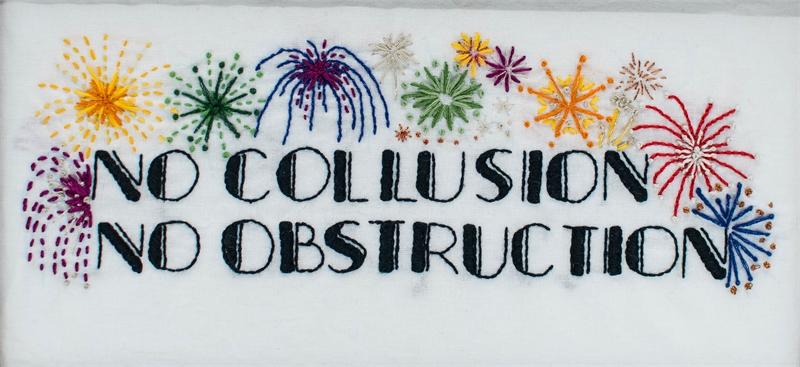 Collusion, 2019