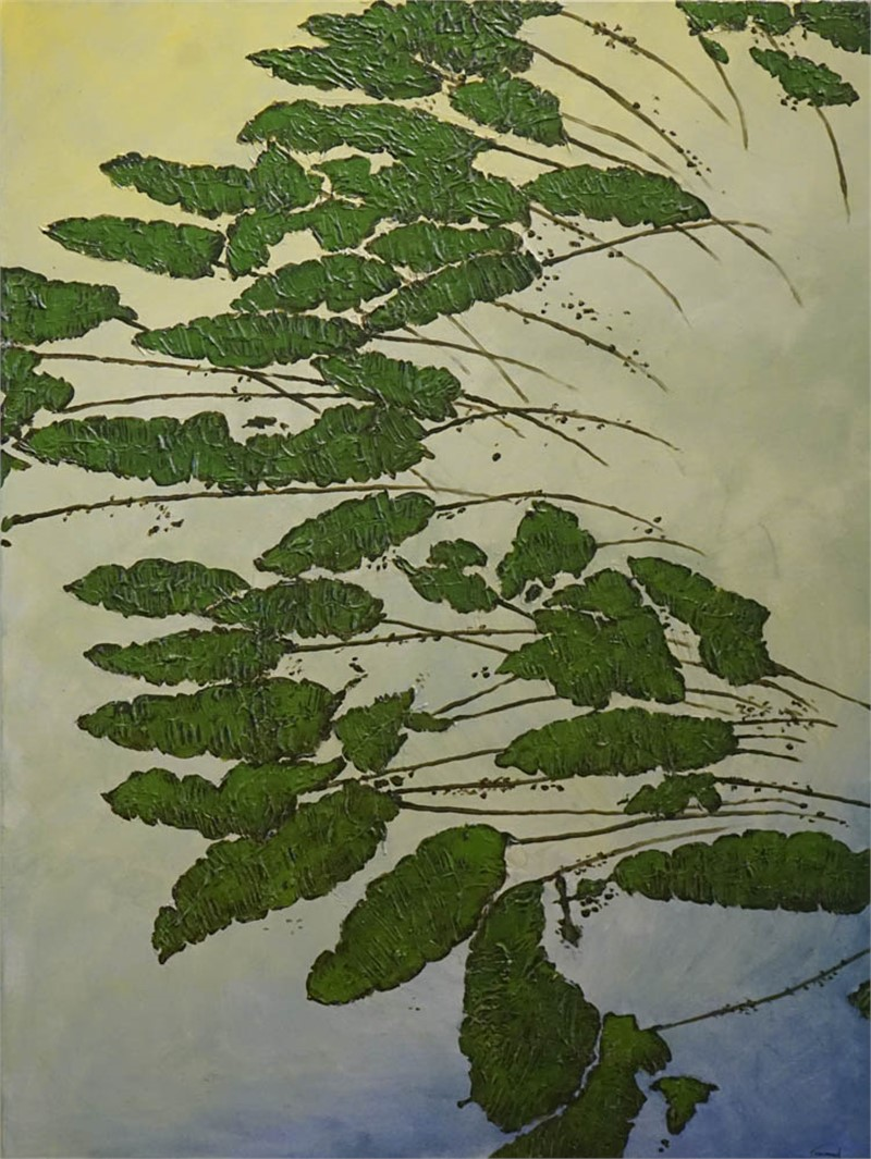 Narrow-Leaf Spatterdock