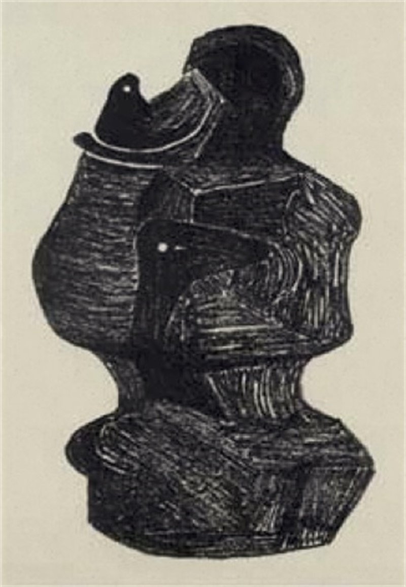 Mother and Child, 1974
