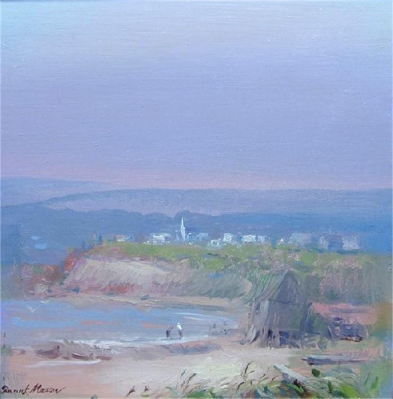 Ingonish, Nova Scotia by Frank Mason