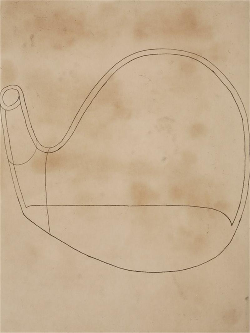 Untitled III (State 1) (1/25), 2002