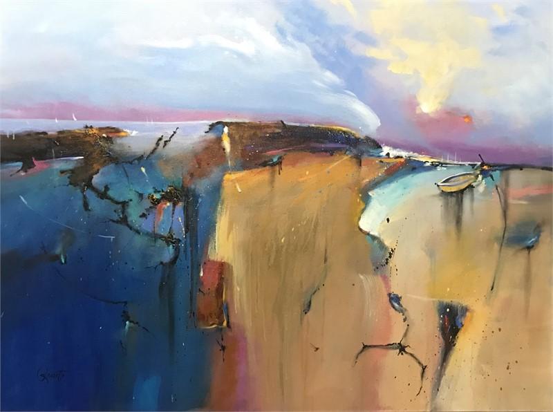 Port Lligat by T. Rossetti