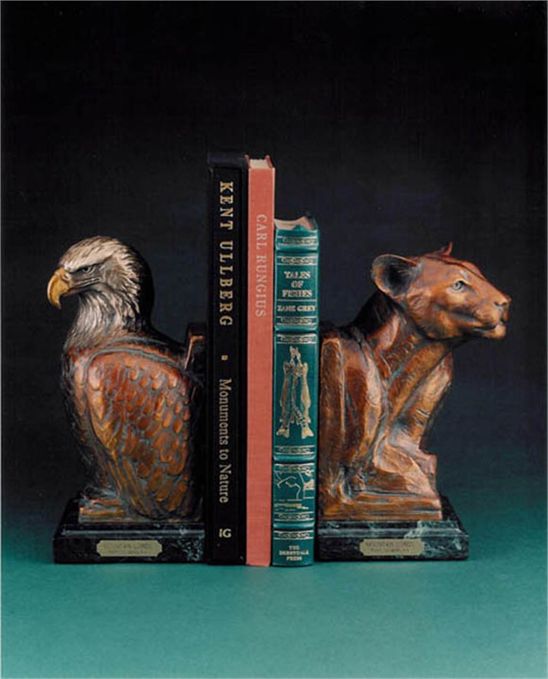 Mountain Lords Bookends (3/100)