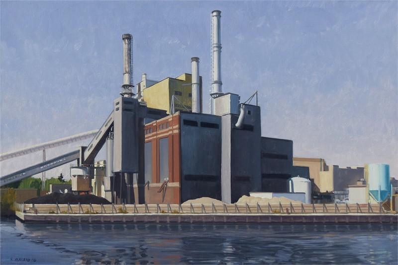 Downriver Power Plant, 2016