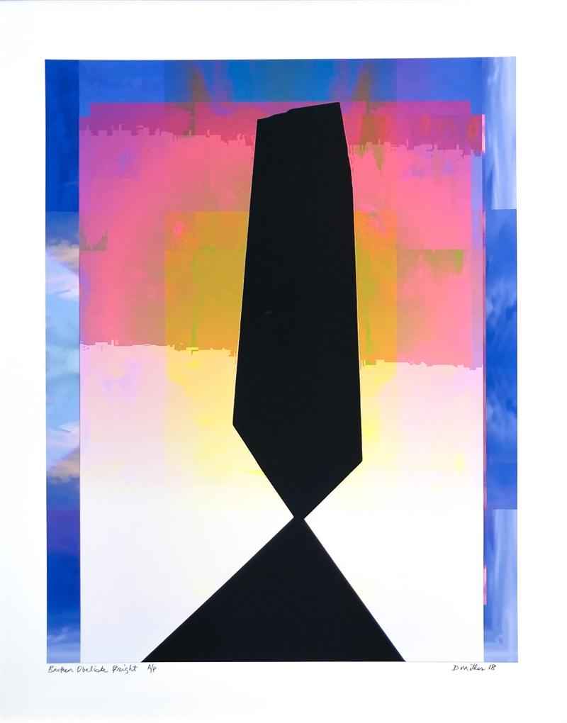 Broken Obelisk Bright (SOLD)