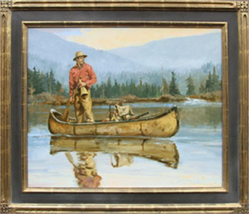 Basin Moose Hunter