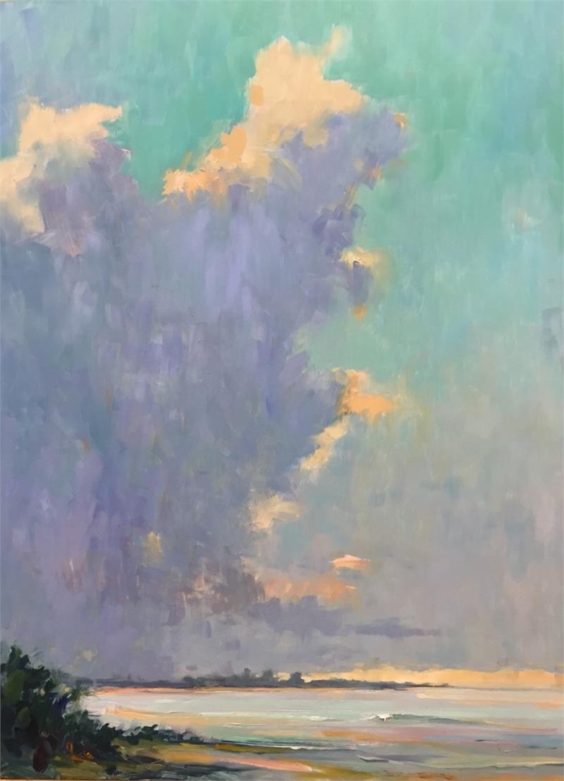 Majestic Cloud, 2018