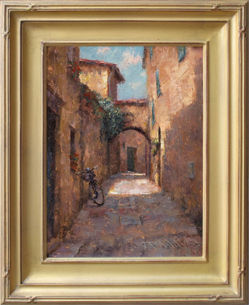 Tuscan Alley Way, 2017