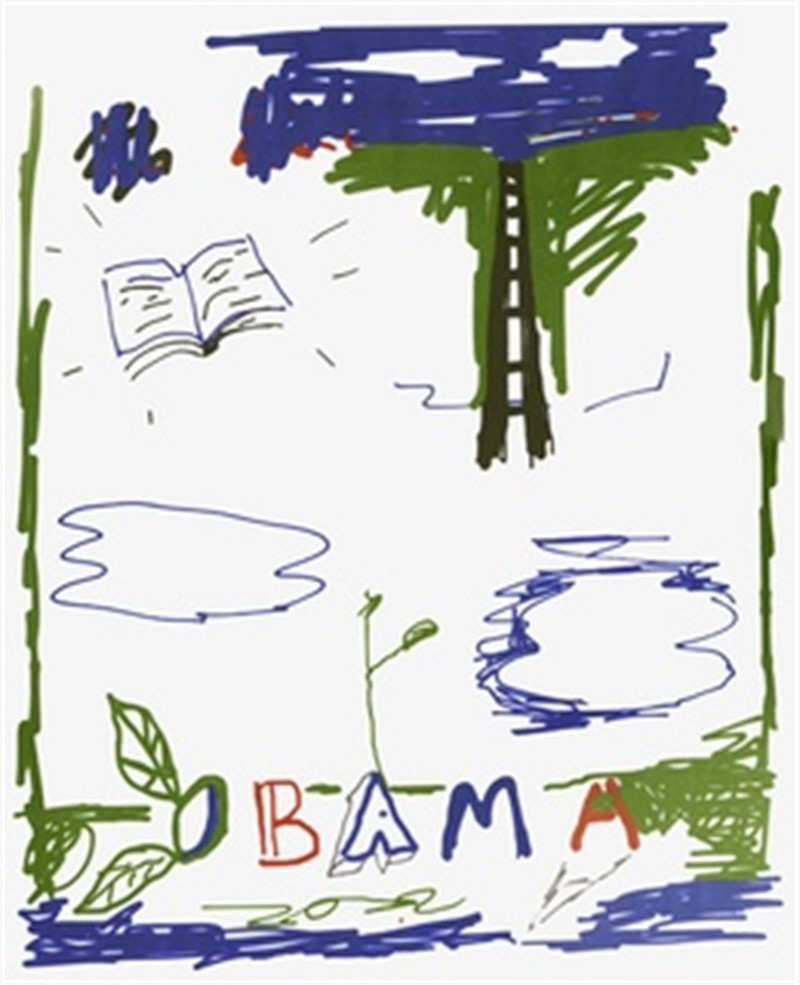 Obama by Robert Gober