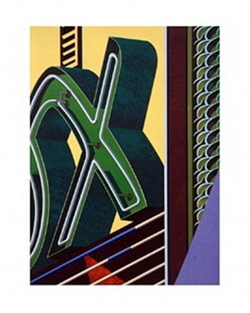 An American Alphabet: X (1/40), 2009