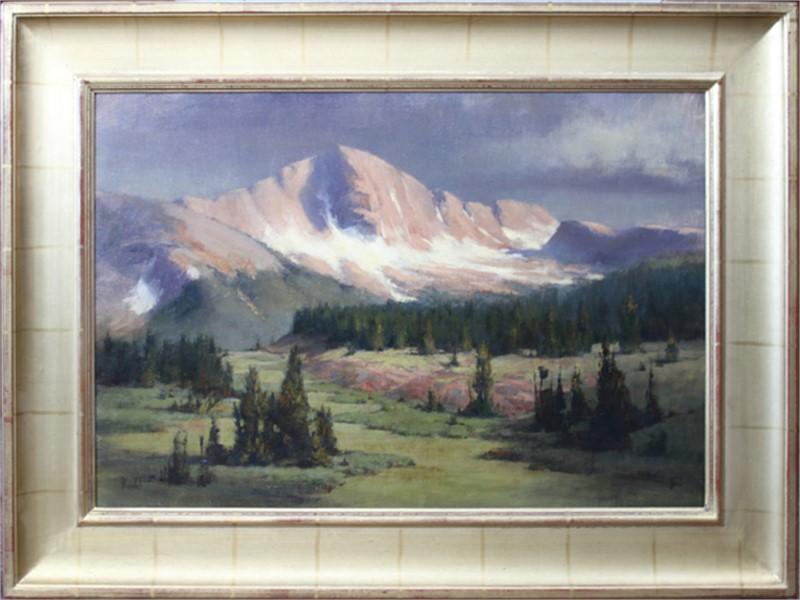 Twilight Peak