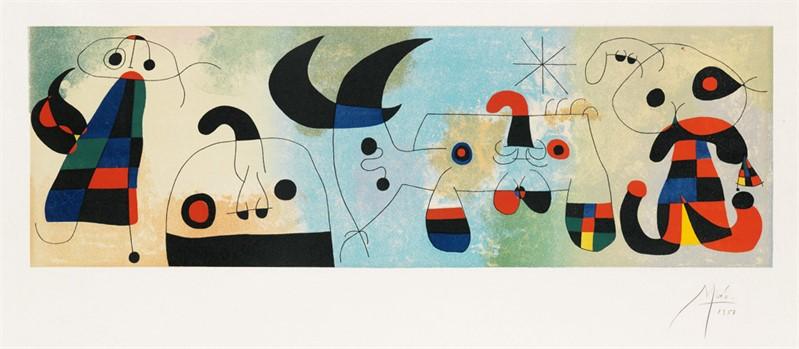 Sur Quatre Murs, 1951