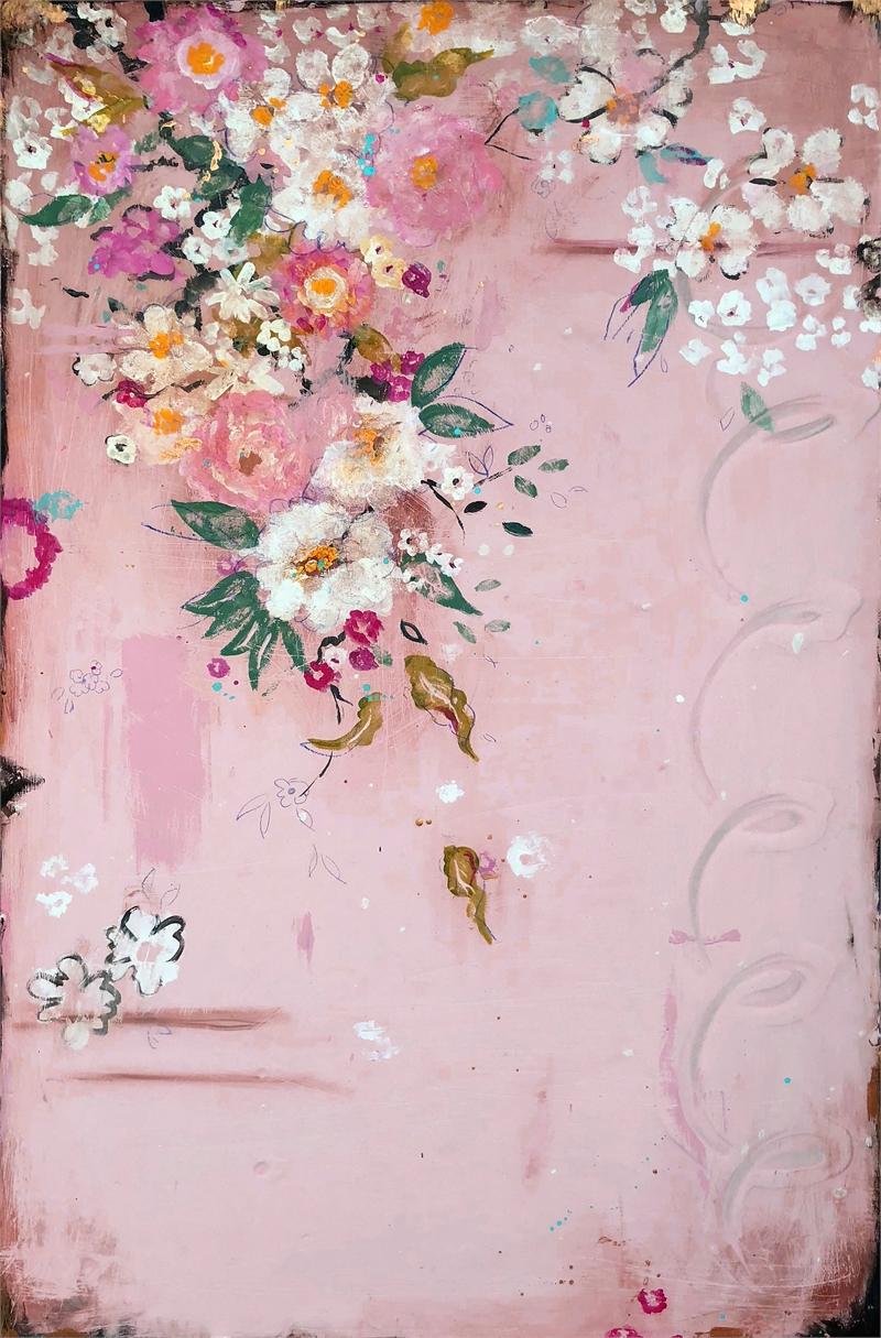 Summer's Pink Perfume , 2018