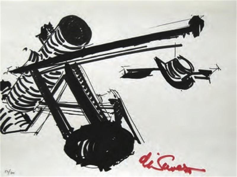 Untitled (1/300), 1973
