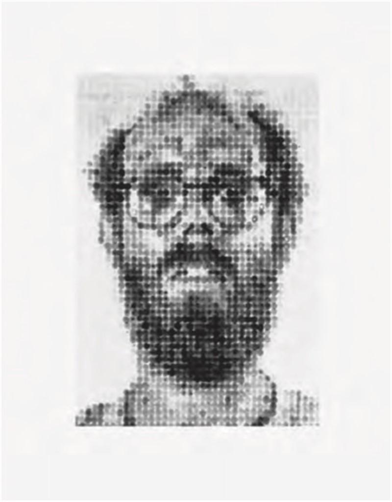 Self Portrait (1/50), 1988