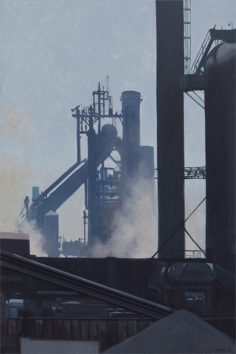 Detroit Steel, 2016