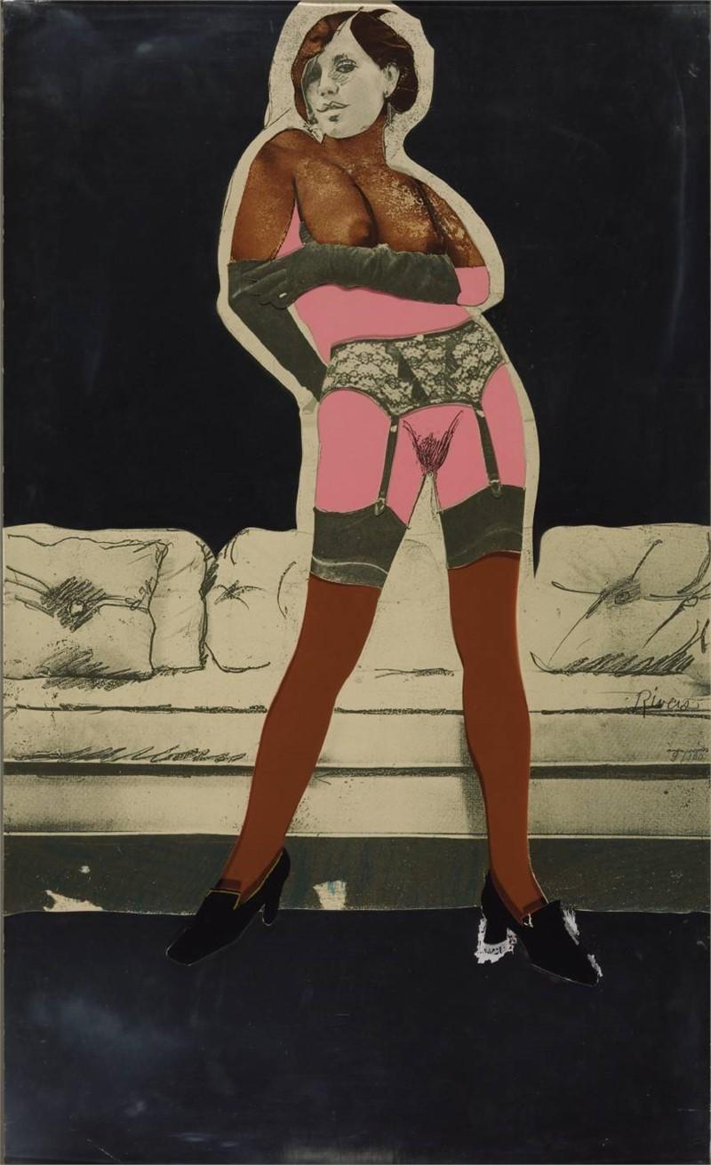 Girlie (22/100), 1970