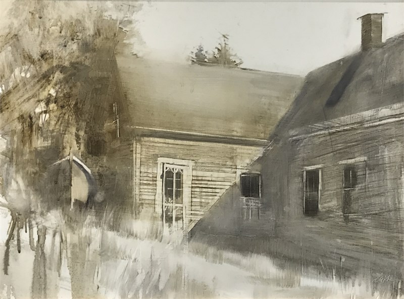Reflections on Wyeth