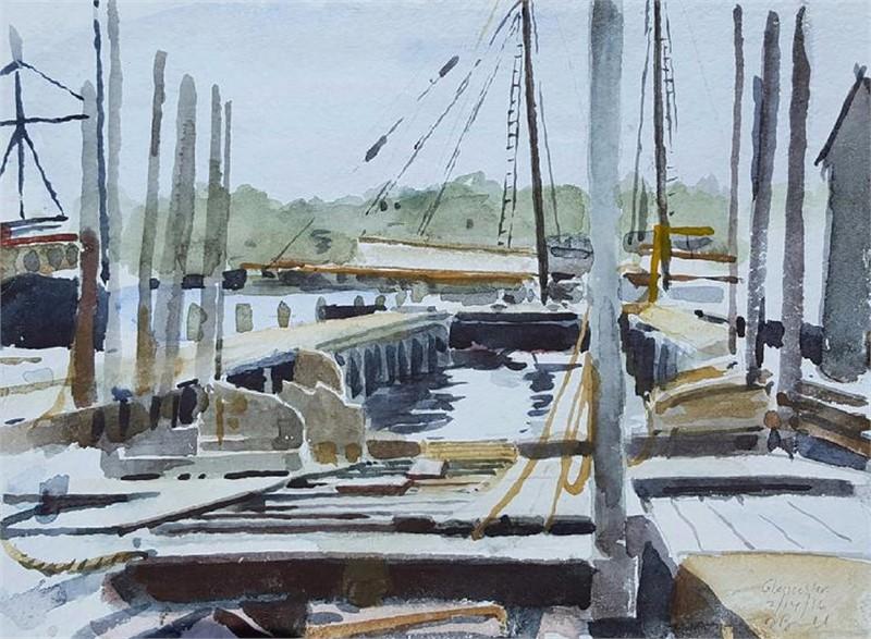 Gloucester Marine Railway