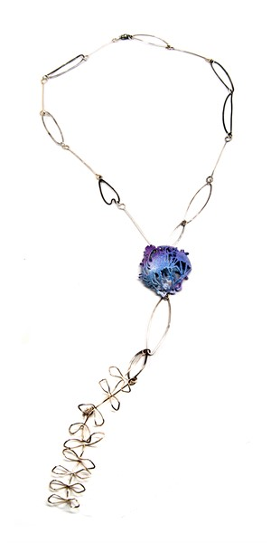 Laritza Garcia- Jewelry- Form and Concept Gallery- Santa Fe New Mexico