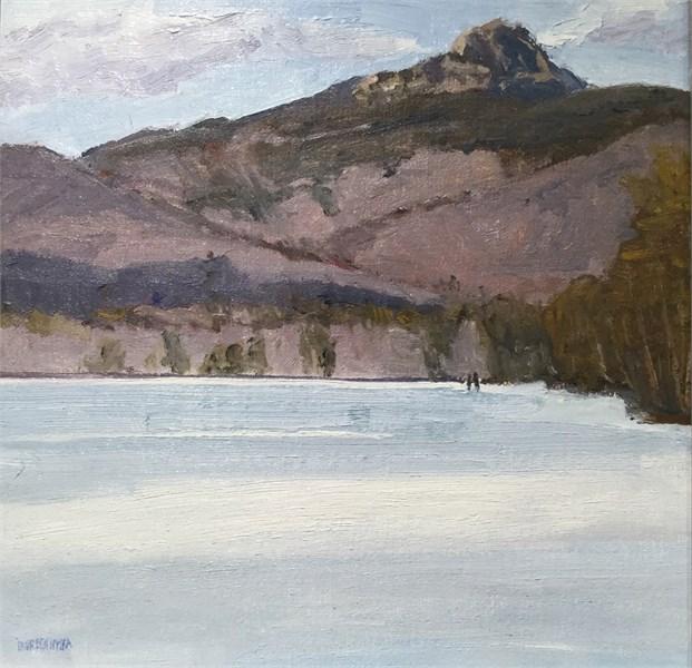 Mount Chocorua Last Snow