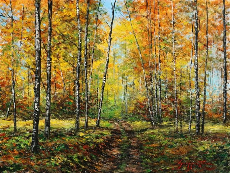 A Birch Lane