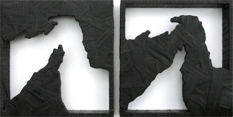 Choke: Hormuz- Land (left) & Water (right)