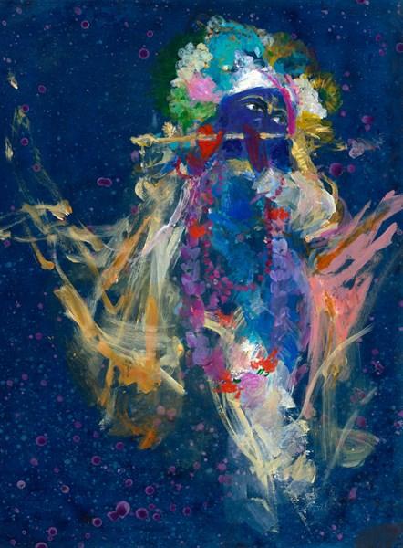 Krishna's Galaxy