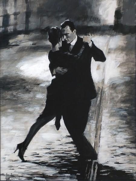 Tango and Cobblestone (Study)