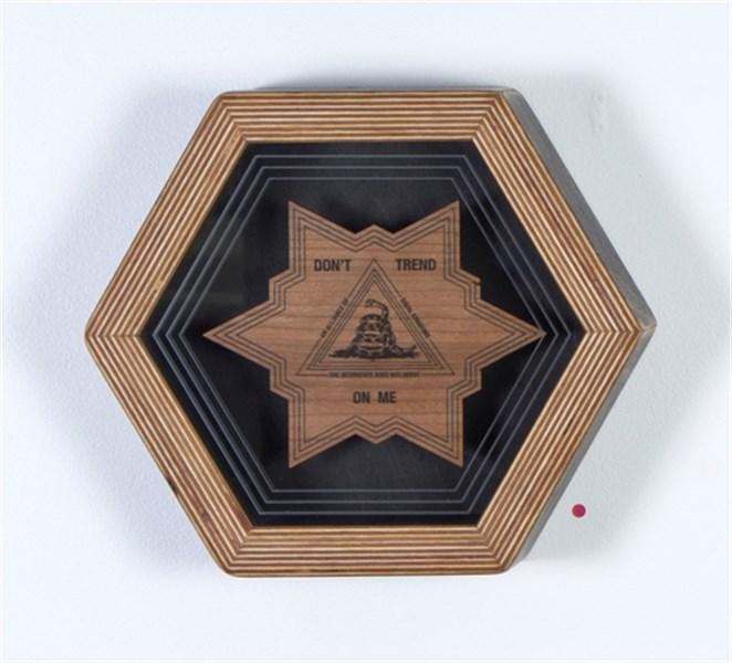 Hex Framed Temple Symbol 3