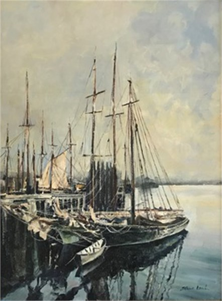 Old Gloucester Harbor