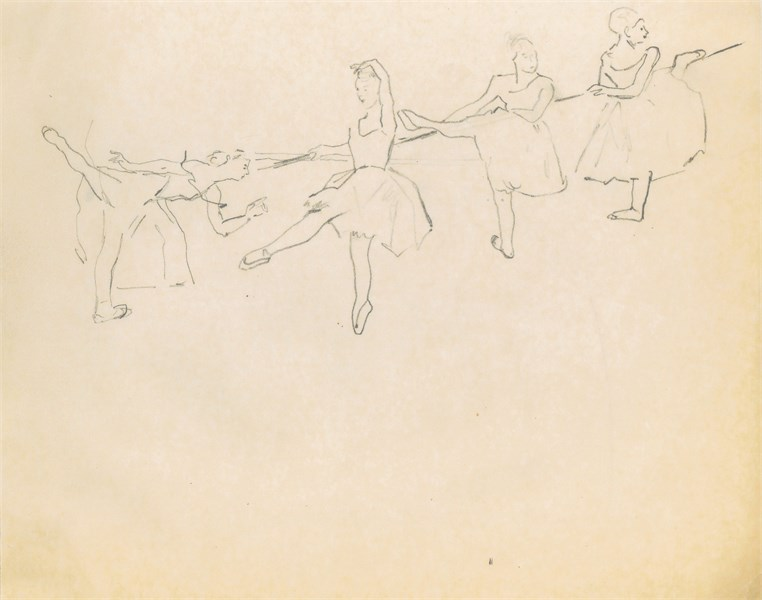 Dancers #21, c. 1928