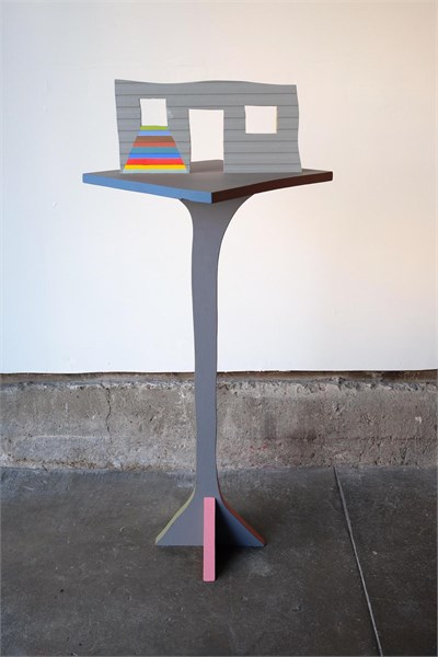 """Doorway Stand"" by Joe Ferriso"