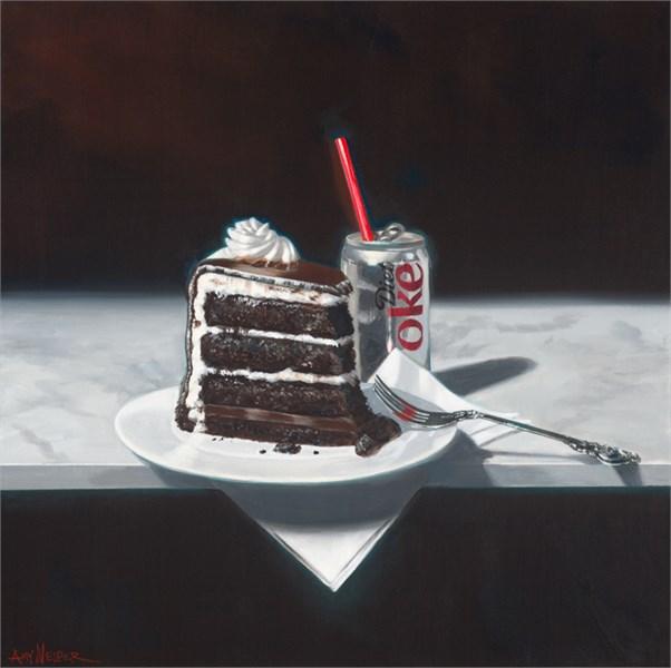 Kidding Myself with Cake