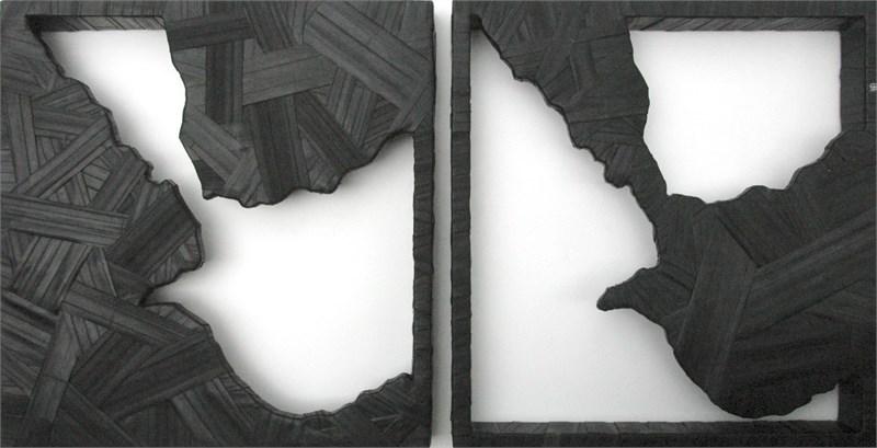 Choke: Mandeb- Land (left) & Water (right)