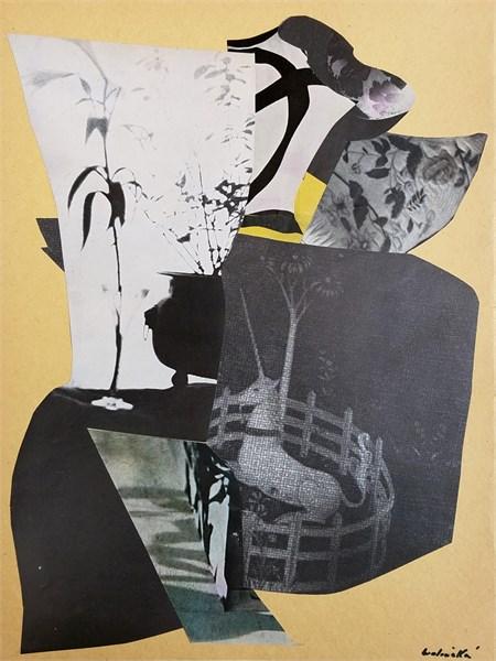 Figures in Landscape, c. 1980