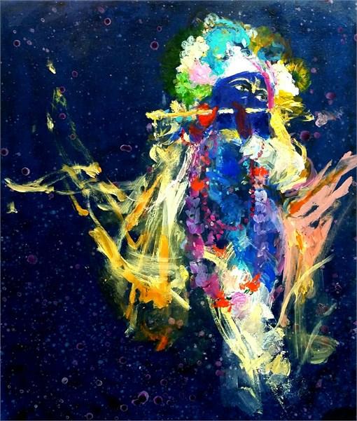 Krishna in the Cosmos