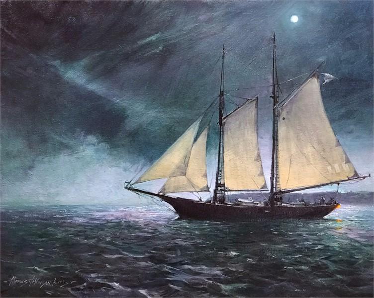 Moonlight Passage
