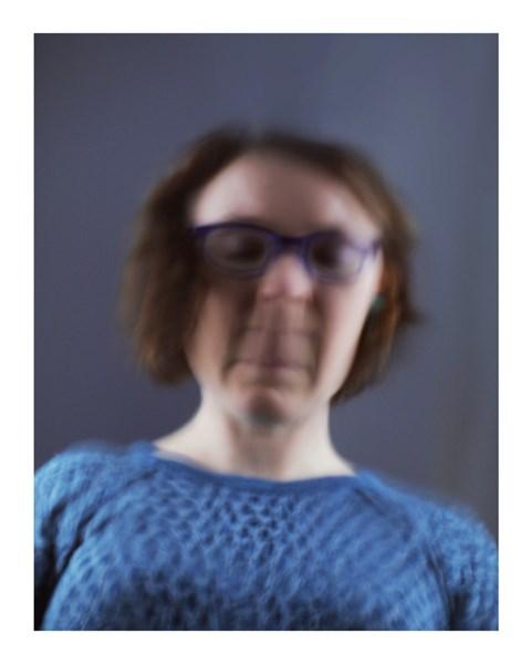Warped Portrait 8
