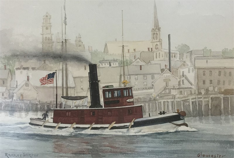 Gloucester tug NELLIE
