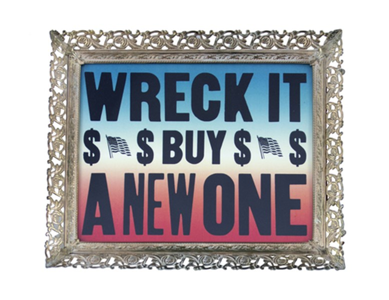 """Wreck It Buy A New One"" by Jesse Hectic"