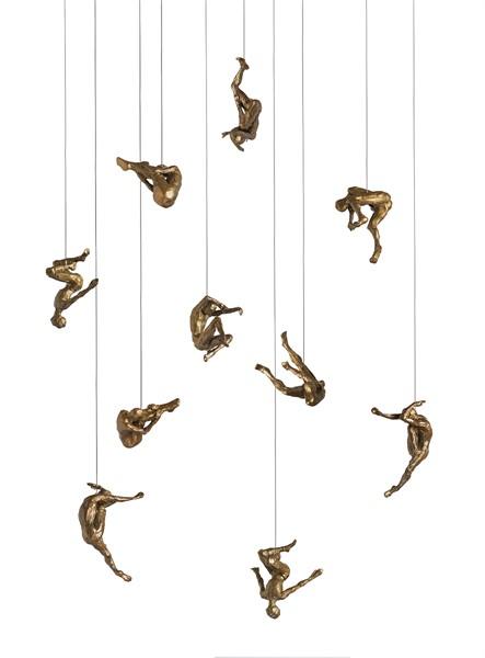 Vertigo (Bronze), Arrangement of Ten