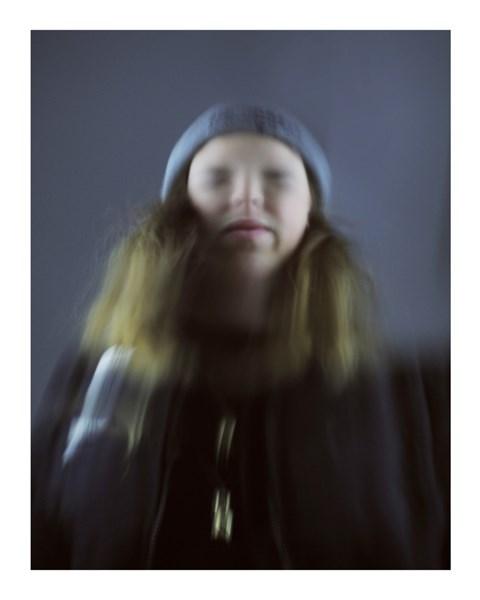 Warped Portrait 4