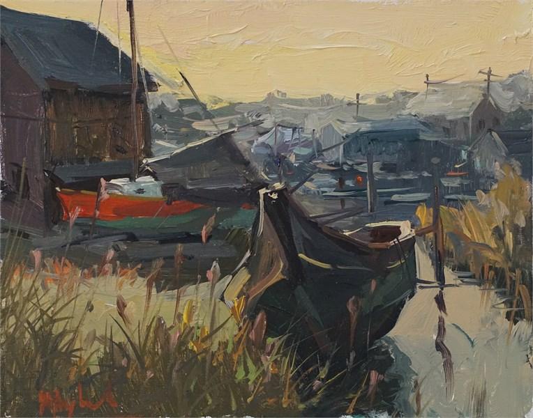 Essex Boat Yard