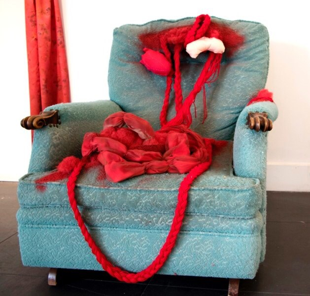 Injured Chair
