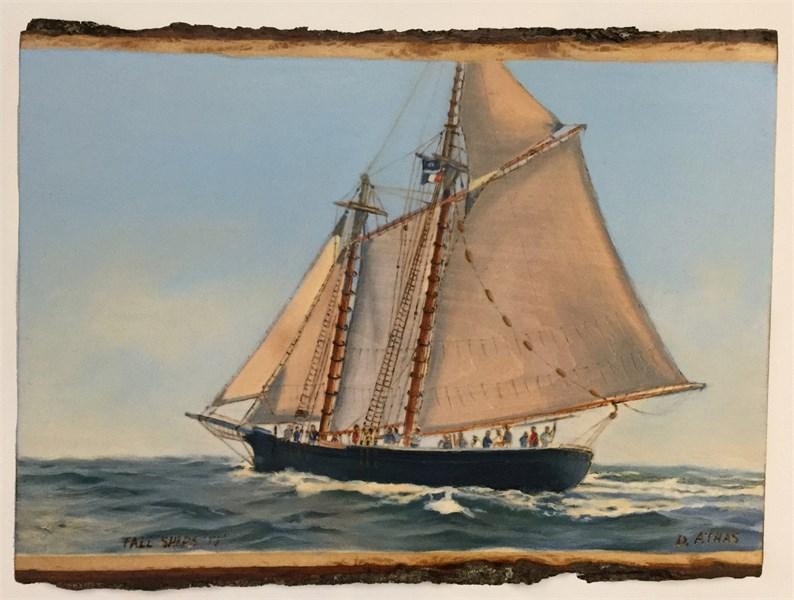 Tall Ships 17 - Schooner