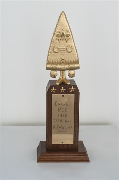 Pizza Trophy (Large)