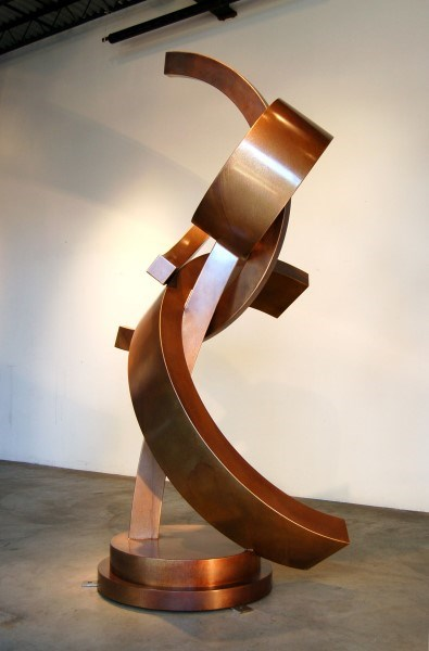 Guy Dill Sculpture- Zane Bennett Contemporary Art- Santa Fe New Mexico
