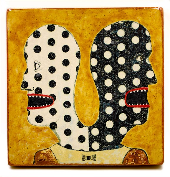 Wesley Anderegg- Ceramic Art- Form and Concept Gallery- Santa Fe New Mexico